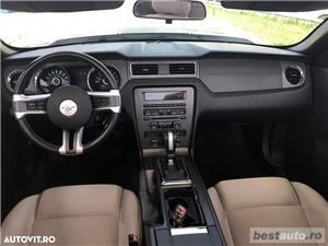 Ford Mustang Cabrio // 3.7i 310 CP // Decapotare Electrica // Pilot Automat // Comenzi pe Volan  - imagine 2