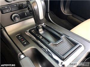 Ford Mustang Cabrio // 3.7i 310 CP // Decapotare Electrica // Pilot Automat // Comenzi pe Volan  - imagine 15
