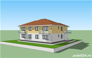 Proprietar vand apartament cu 3 camere si 50m2 curte in rate. - imagine 6