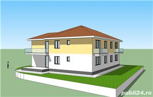 Proprietar vand apartament cu 3 camere si 50m2 curte in rate. - imagine 5