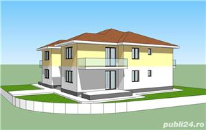 Proprietar vand apartament cu 3 camere si 50m2 curte in rate. - imagine 4