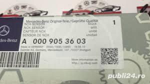 Senzor noxe oxigen Mercedes Benz A0009053603 - imagine 3