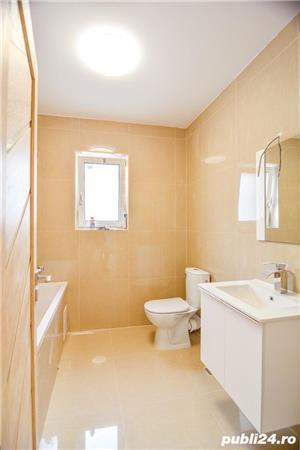 Vand apartament 3 camere Calea Cisnadiei 53mp , 80 mp gradina 64700 euro - imagine 14