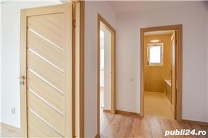 Vand apartament 3 camere Calea Cisnadiei 53mp , 80 mp gradina 64700 euro - imagine 13