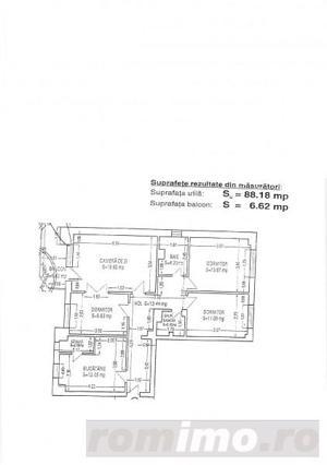 Ultracentral - Soleta, 3 camere, 100 mp., vedere la mare - imagine 19