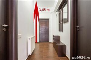 Apartament 3 camere de vanzare Bucurestii Noi  - imagine 5