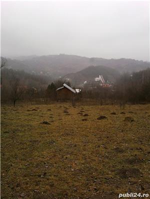Teren vedere splendida,o gura de rai 2173 mp. intravilan Breaza,Prahova - imagine 6