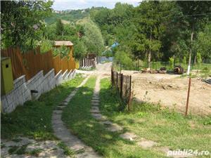 Teren vedere splendida,o gura de rai 2173 mp. intravilan Breaza,Prahova - imagine 8