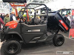 Jeep nou, 4x4 UTV Kioti K9 2400,24CP - imagine 5
