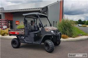 Jeep nou, 4x4 UTV Kioti K9 2400,24CP - imagine 6