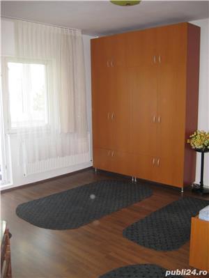 P.F. Inchiriez  Apartament 1 cam. 43mp Cluj-Napoca. Balcon 9 m cu termopan. Finisat. Cu Centrala.  - imagine 2