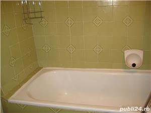 P.F. Inchiriez  Apartament 1 cam. 43mp Cluj-Napoca. Balcon 9 m cu termopan. Finisat. Cu Centrala.  - imagine 7