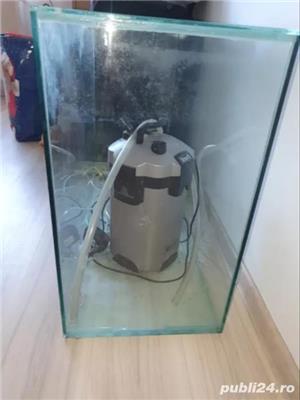 Vand acvariu cu accesorii - imagine 1