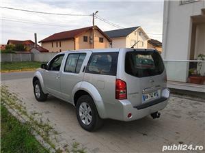 Nissan Pathfinder - imagine 6