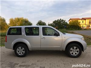 Nissan Pathfinder - imagine 8