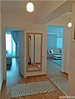 Apartament 3 camere in bloc nou, mobilat-utilat + loc parcare subteran - imagine 4