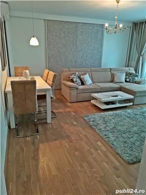 Apartament 3 camere in bloc nou, mobilat-utilat + loc parcare subteran - imagine 3