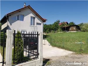 Casa 5 camere, 110 mp in Deva, zona Vulcan, ST 550 mp! - imagine 1