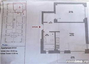 Giroc(Lidl) - Comision 0% - Bloc Nou - 2 Camere - Parcare - Lift - Terasa - Finisaje Premium - imagine 2