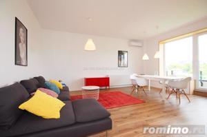 Inchiriere apartament 3 camere - Floreasca, Laguna Residence! - imagine 3