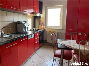 Apartament 3 camere, decomandat, zona Sagului - Dambovita - imagine 2