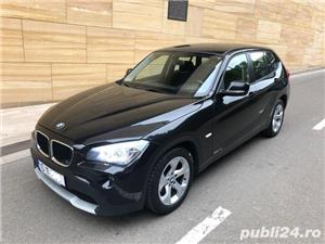 Bmw Seria X X1 ~ 2.0Diesel Euro 5 ~ Navigatie ~ Camera ~ Senz Park - imagine 1