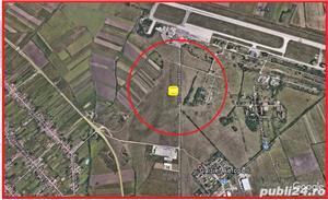 teren la  250   metri de aeroportul  Traian Vuia  -  Timisoara  - imagine 2