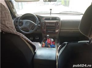Nissan Patrol GR - imagine 9