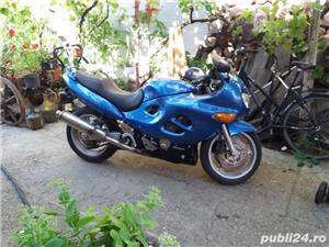 Suzuki gsx600f - imagine 3