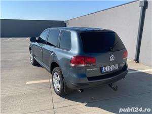 VW Touareg 2.5 TDI Manual Cârlig Înmatriculat Ro - imagine 8