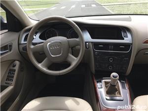 Audi A4,2.0TDI,Euro 5 - imagine 6