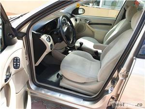 Ford Focus,GARANTIE 3 LUNI,BUY-BACK,RATE FIXE,Benzina,motor 1600 cmc,101 Cp,Ghia. - imagine 6