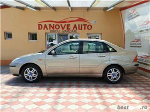 Ford Focus,GARANTIE 3 LUNI,BUY-BACK,RATE FIXE,Benzina,motor 1600 cmc,101 Cp,Ghia. - imagine 4
