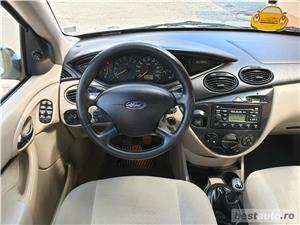 Ford Focus,GARANTIE 3 LUNI,BUY-BACK,RATE FIXE,Benzina,motor 1600 cmc,101 Cp,Ghia. - imagine 7