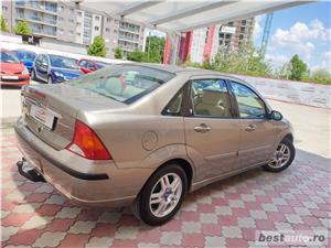 Ford Focus,GARANTIE 3 LUNI,BUY-BACK,RATE FIXE,Benzina,motor 1600 cmc,101 Cp,Ghia. - imagine 5