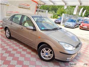 Ford Focus,GARANTIE 3 LUNI,BUY-BACK,RATE FIXE,Benzina,motor 1600 cmc,101 Cp,Ghia. - imagine 3