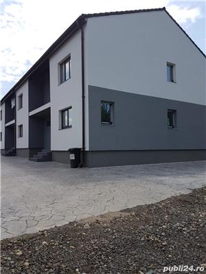 Dumbravita, zona Lidl, casa p+e, tip triplex, 120mp. Util, 3 terase, gaz,c.e.apa, canal  teren200mp  - imagine 1