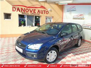 Ford Focus,GARANTIE 3 LUNI,BUY BACK,RATE FIXE,motor 1600 cmc,101 cp,benzina - imagine 1