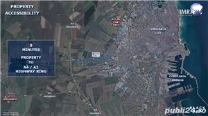 Development Land For Sale - 6.2 HA - Constanta - imagine 8