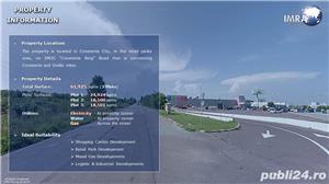 Development Land For Sale - 6.2 HA - Constanta - imagine 6