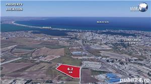 Development Land For Sale - 6.2 HA - Constanta - imagine 2