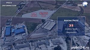 Development Land For Sale - 6.2 HA - Constanta - imagine 11