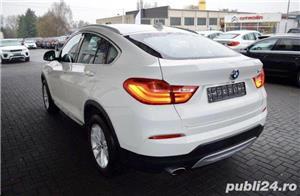 BMW X4 Xdrive 2,0 alb sidef, primul proprietar, Germania  - imagine 5