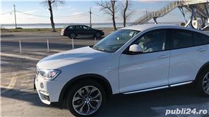 BMW X4 Xdrive 2,0 alb sidef, primul proprietar, Germania  - imagine 3