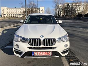BMW X4 Xdrive 2,0 alb sidef, primul proprietar, Germania  - imagine 21