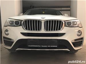 BMW X4 Xdrive 2,0 alb sidef, primul proprietar, Germania  - imagine 15