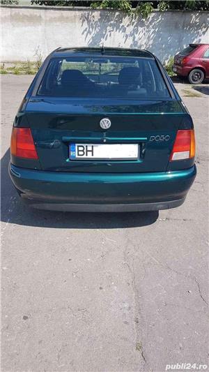 VW Polo Classic 1.4 benzina,proprietar pensionar! - imagine 5