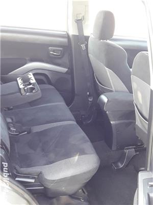 Mitsubishi Outlander 4X4 RAR Efectuat - imagine 8
