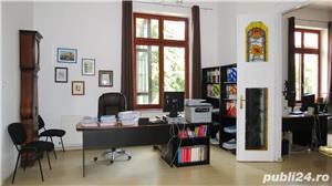 Spatiu pentru birou 4 camere, Bulevardul Revoluţiei, etajul 1, centrală pe gaz - imagine 4