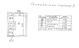 Garsoniera confort 3 zona Baicului, Bucuresti - imagine 5